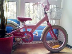 Велосипед Comanche FLORIDA FLY 16 розовый
