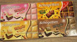 Німецький шоколад Schogetten, шоготен, шогеттен гутр