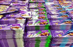 Шоколад Milka 100g 300g різні смаки милка мілка гурт коллаж гурт опт