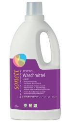 Sonett органическое жидкое стиральное средство. 2л. Концентрат