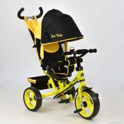 Велосипед 3-х колёс. 5700 Best Trike, много цветов, колеса пена