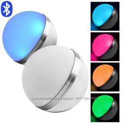 Портативная Bluetooth-колонка M8 матовая, разные цвета.