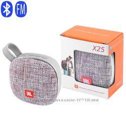Портативная Bluetooth-колонка JBL X25, радио