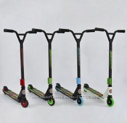 Самокат трюковый А 24969 Best Scooter  4 цвета