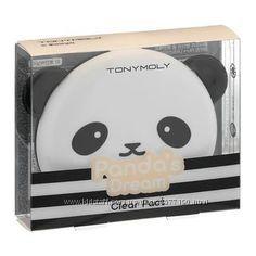 Компактная пудра Tony Moly Pandas Dream Clear Pack