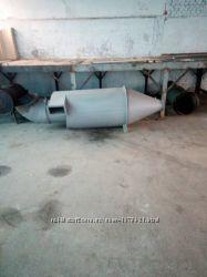 Виброцентробежные зерновые сепараторы БЦС-25 используются в зерноочиститель