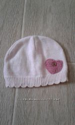 Колготки и шапочки для девочки