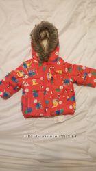 Курточка на мальчика Mothercare