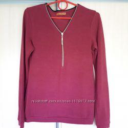 Блуза трикотажная р. 46