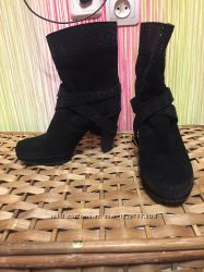 Зима зимние новые сапоги ботильоны ботинки NOW Италия