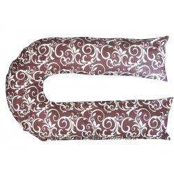 Наволочка на подушку для вагітних U-подібну П-подібну 120см