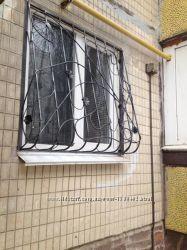 Решетки на окна, металлоконструкции