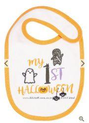 Детский слюнявчик для хэллоуина