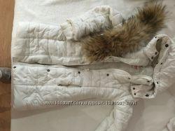 Тёплая курточка на девочку ГлорияДжинс