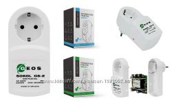 GSM розетка GS-2 идеальна для удаленного контроля любых устройств