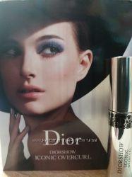 Dior. Тушь   Diorshow Iconic owercurl4ml