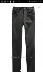 Штаны плотные H&M размер 34 Eur  хs-s