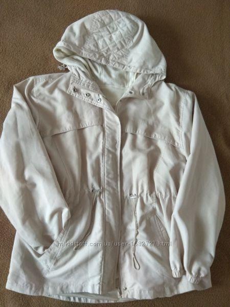 Куртка- ветровка 2 в одном М