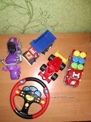 Игрушки для мальчика пакетом