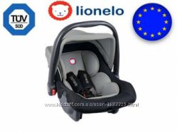 автолюлька Lionelo Noa Plus 0-13 кг Grey Польща