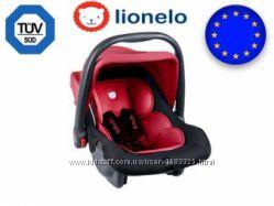 автолюлька Lionelo Noa Plus 0-13 кг Red Польща
