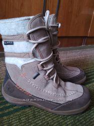 Кожаные ботинки Alpine