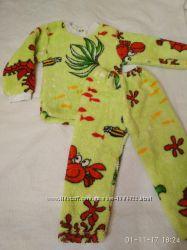Пижама теплая махровая