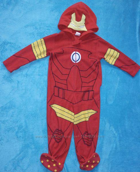 Primark essentials железный человек слип кигуруми пижама комбинезон