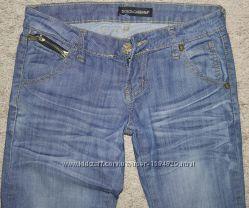 Dolce & Gabbana фирменные джинсы женские