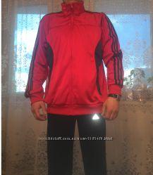 Новая спортивная куртка ветровка Adidas оригинал. 42-44 р-р обмен