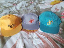 Новые детские кепки от 2 до 5 лет
