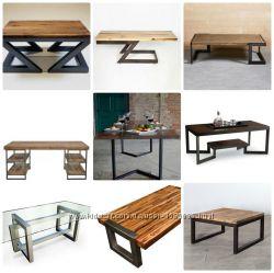 Дизайнерская мебель лофт на заказ для кафе, бара, ресторана, кофейни