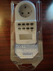 Продам электронные таймеры Lemanso TM22