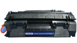 Картридж HP CE505A неоригинал