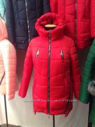 Зимние куртки женские и молодежные