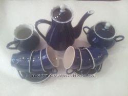 Сервиз керамика