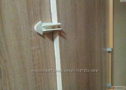Замки на шкафы купе блокираторы на шкаф-купе защита от детей