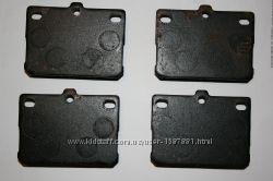 Тормозные колодки KD-19-Colt Galant -Mazda 808, -Sigma 1600
