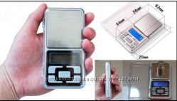 Карманные ювелирные электронные весы 0. 01-200 гр