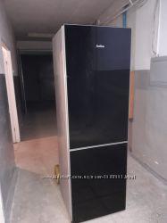 Холодильник с морозильной камерой Amica FK338. 6GBAA 1. 85m А No Frost