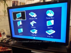 Телевизор Philips 47PFL3605H Full HD цифровой тюнер DVB-Tа