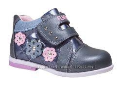 Ботинки Фламинго. кожа 81B-XY-0635