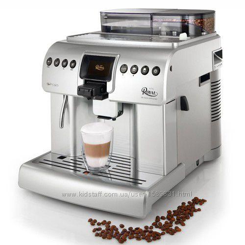 Безкоштовна оренда кавоварки Saeco Aulika Focus