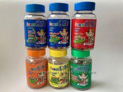 Gummi King, мультивитамины, эхинацея для детей, США, iHerb