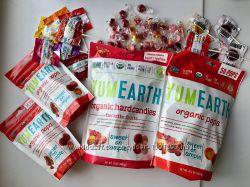 YumEarth, Органические леденцы из США, полезны для детей