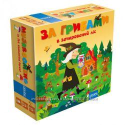 Игра За Грибами в Зачарований Ліс от GRANNA за грибами в волшебный лес