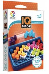 IQ Блок  IQ Бум Smart Games Настольная игра