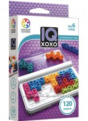 IQ XOXO Smart Games дорожная настольная игра