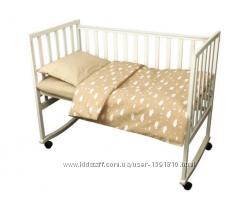 Комплект постільної білизни  для дитини Хмарка - ТМ РУНО хлопок 100 бязь