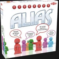 Алиас Alias Family настольная семейная игра  от фирмы Тactic укр